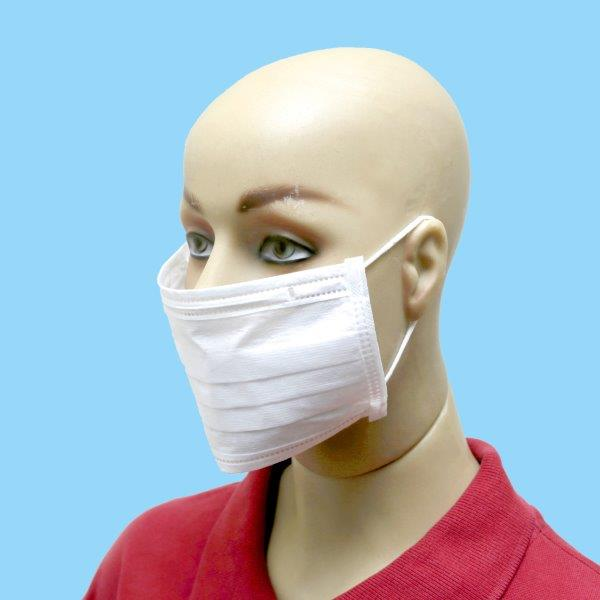 Elástico para máscara descartável