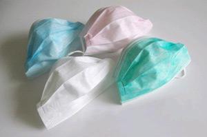 Fitas elásticas para confecção de Máscaras Descartáveis
